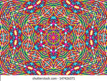 kaleidoscope / mandala