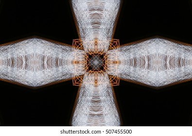 kaleidoscopic picture of bright games, photographic drawings with light, camera with the shutter open, creative photography, drawing with light, pictures of Munimara, munimara.com,