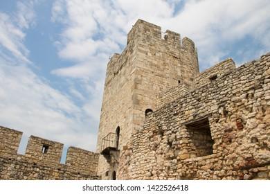 Kalemegdan fortress in Belgrade (Serbia), remainings of Ottoman presence in Balkan region, Belgrade, Serbia, 04 June 2019