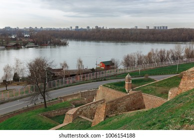 Kalemegdan fortress in Belgrade, Symbol of Belgrade, Serbia