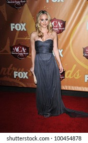 Kaley Cuoco at the 2010 American Country Awards Arrivals, MGM Grand Hotel, Las Vegas, NV. 12-06-10