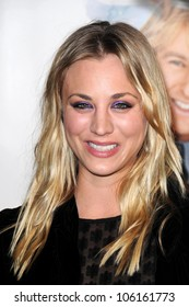 Kaley Cuoco   at Los Angeles Premiere of 'Marley and Me'. Mann Village Theater, Los Angeles, CA. 12-11-08