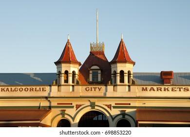 Kalgoorlie City Markets - Australia