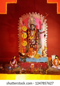 Kali Puja, also known as Shyama Puja or Mahanisha Puja, is a festival dedicated to the Hindu goddess Kali, celebrated on the new moon day of the Hindu month Kartik