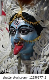 Kali Pujo In Diwali In West Bengal