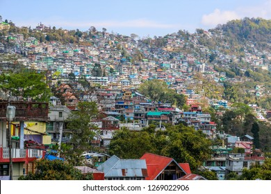 Kalimpong, India, Cityscapr