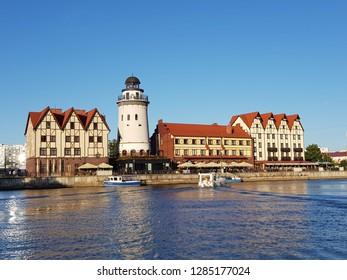 Kaliningrad - architecture of Koenigsberg