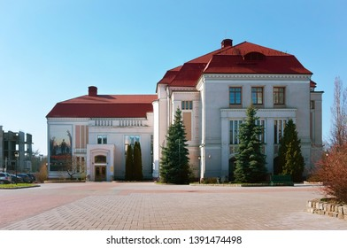 The Kaliningrad regional historical and art Museum, Museum of local history, Russia, Kaliningrad, Klinicheskaya str., house 21, 13 APR 2019