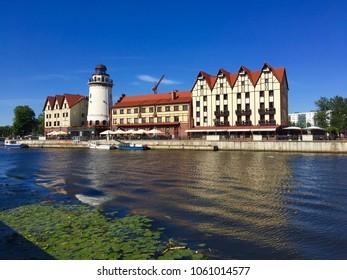 Kaliningrad , Russia