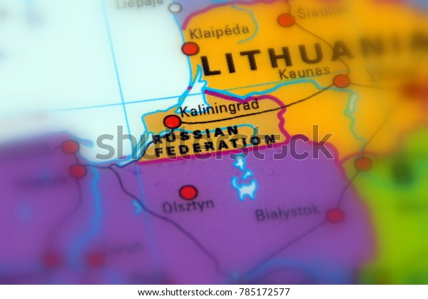 Kaliningrad, is a Russian exclave between Poland and Lithuania on the Baltic Sea.