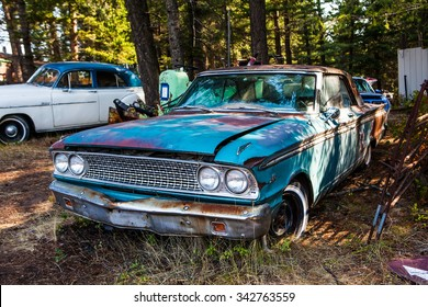 Salvage Yard Images Stock Photos Vectors Shutterstock