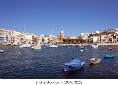 Kalkara Bay (Malta)