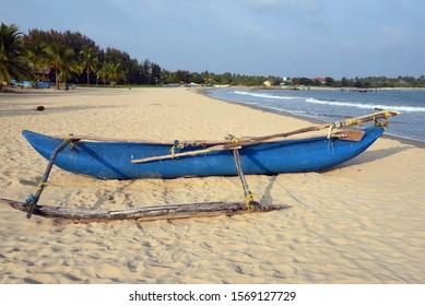 Kalkudah beach,east coast Sri Lanka