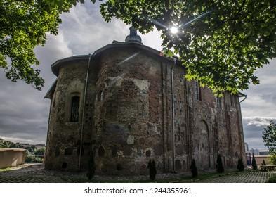 Kalozha church in Grodno, Belarus August 10, 2018