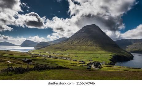 Kalsoy Northern Faroe Islands