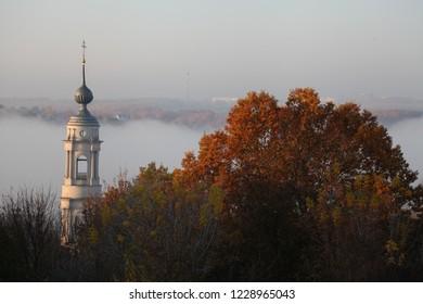 Kaluga bell tower church