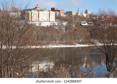 Kaluga russia travel cityscape