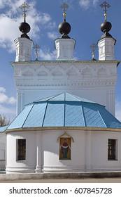 The Kaluga temple
