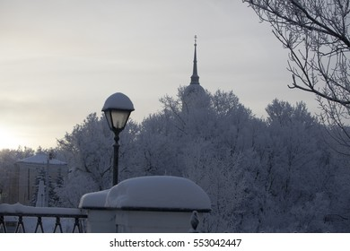 Kaluga winter