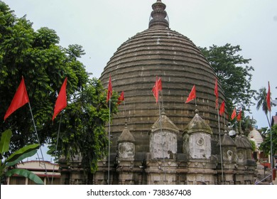 The Kamakhya Temple or Kamrup-Kamakhya is a Hindu temple dedicated to the mother goddess Kamakhya. Situated on the Nilachal Hill in western part of Guwahati city in Assam, India.