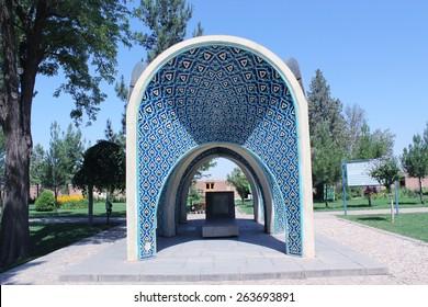 Kamal Al-Molk Mausoleum