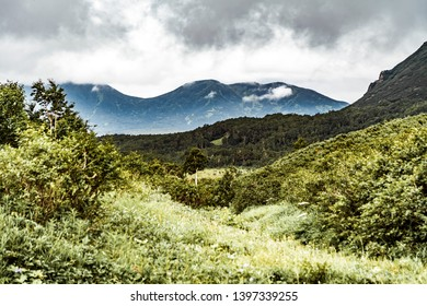 Kamchatka wild nature. Kamchatka mountains. Nature of Kamchatka,Russia