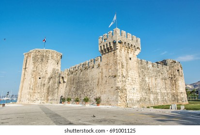 Kamerlengo is a castle and fortress in Trogir, Croatia. It was built by the Republic of Venice. Travel destination.