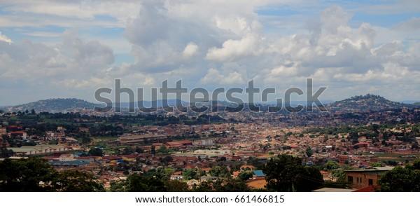 Kampala, Uganda, Skyline