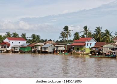 Kampot Town, Cambodia