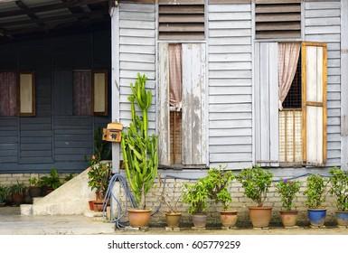 Kampung Baru in Kuala Lumpur, Malaysia, Asia