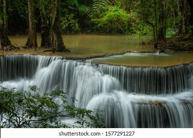 Kanchanaburi Jungle Waterfalls and Pristine Phuket Beaches