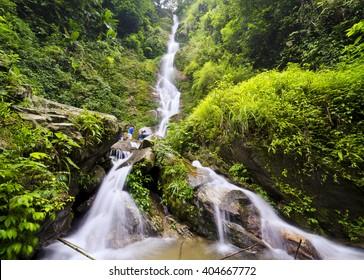 Kanchenjunga Falls, Pelling, Sikkim