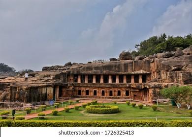 Kandagiri & Udaygiri caves, Bhubaneswar, Odisha.