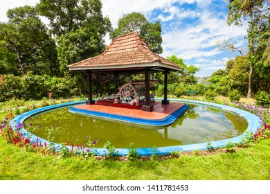 Kandy Royal Palace Park is located in Kandy City, Sri Lanka. Royal Palace Park is a public park in the center of Kandy.