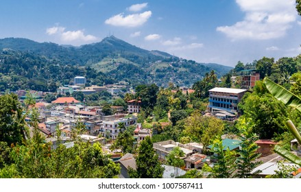 Kandy - second largest city located in the Central Province, Sri Lanka, Asia
