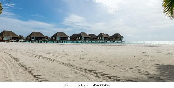 Kani Island Beautiful Island, Maldives Jun 2016.