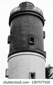 Kannur Light House, Kerala, India.