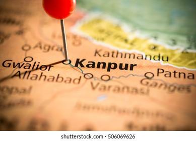 Kanpur, India.