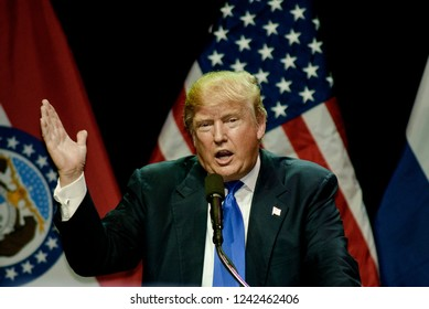 Kansas City, Missouri, USA, 12th March, 2016