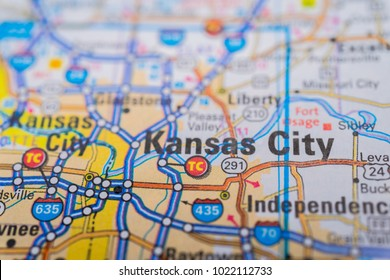 Kansas Missouri Map Stock Photos, Images & Photography | Shutterstock