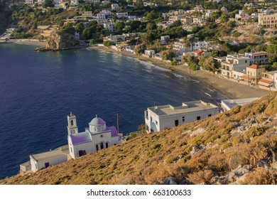 Kantouni beach of Kalymnos isl. in South East Aegean Sea, Greece