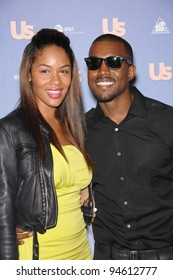 Kanye West & date at Us Weekly Magazine's Hot Hollywood Party at Opera nightclub in Hollywood. September 27, 2007  Los Angeles, CA Picture: Paul Smith / Featureflash