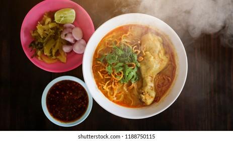 Kao soi Thai Noodle