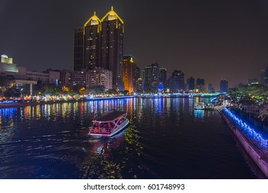 Kaohsiung loves the river