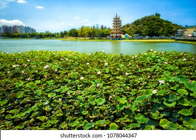 Kaohsiung's famous tourist attractions