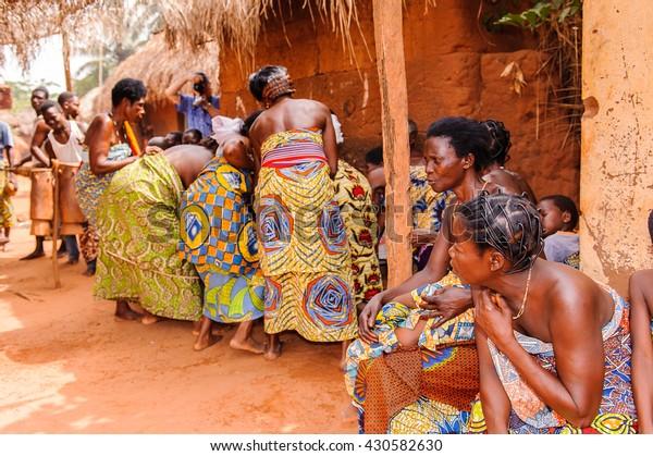 Kara Togo Mar 11 2012 Unidentified Stock Photo (Edit Now
