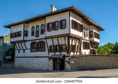 Karabuk, Turkey, 21 May 2013: Gokcuoglu Mansion at Safranbolu