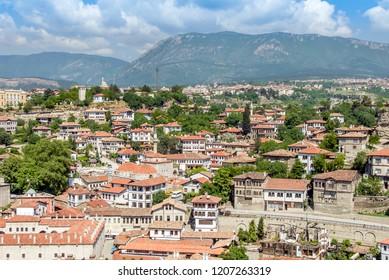 Karabuk, Turkey, 21 May 2013: Safranbolu