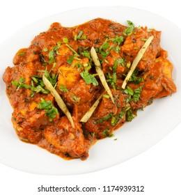 Karahi Chicken Platter