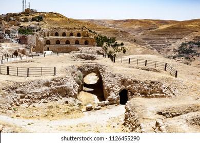 Karak Castel at Jordan